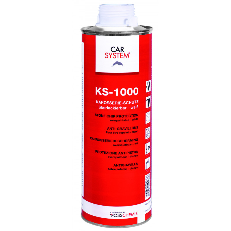 KS-1000 ANTI-GRAVILLONS 1KG CAR SYSTEM