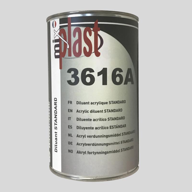 DILUANT ACRYLIQUE STANDARD 3616A MixPlast