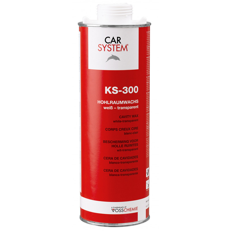 KS-300 CORPS CREUX 1L CAR SYSTEM