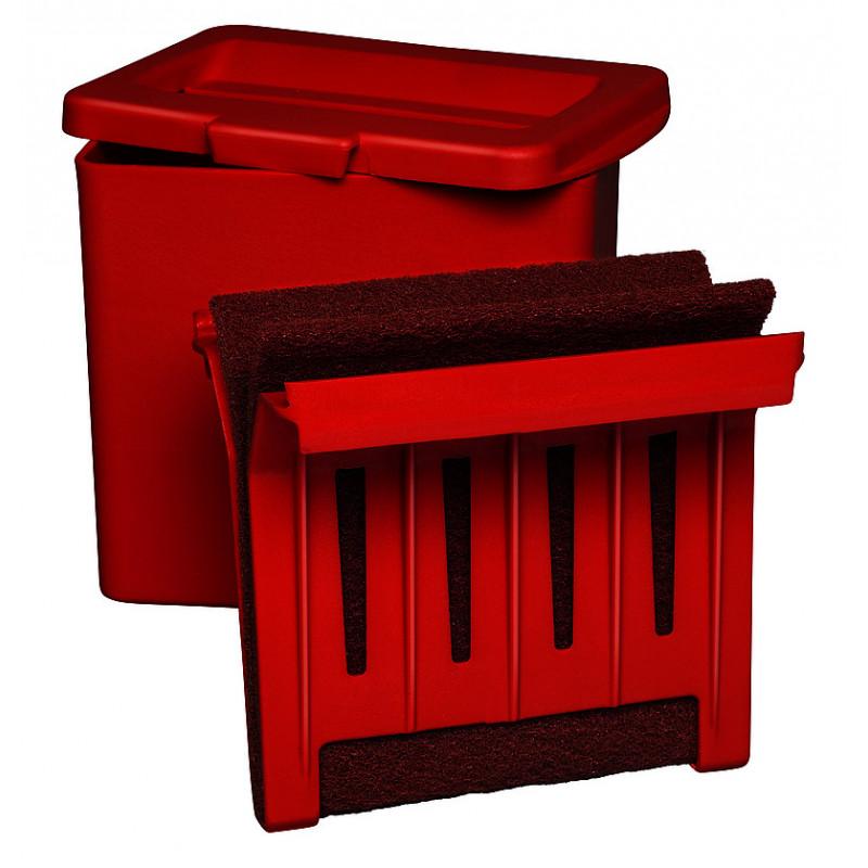 CLEAN BOX UNITÉ DE NETTOYAGE SPATULES À MASTIC CAR SYSTEM