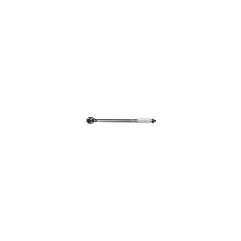 CLE DYNAMOMETRIQUE 1/2'' 42-210 Nm 450 mm CLAS